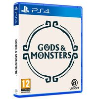 Gry PS4, Immortals Fenyx Rising PS4