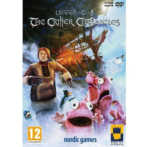 Gry na PC, The Book of Unwritten Tales The Critter Chronicles (PC)