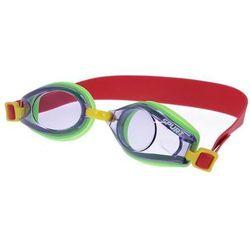 Okulary pływackie SPURT J-2 AF Czerwono-zielony