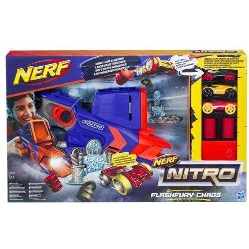 Pozostałe samochody i pojazdy dla dzieci, NERF Nitro Flashfury Chaos