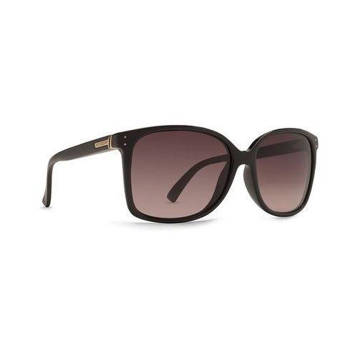 Okulary przeciwsłoneczne, NOWE OKULARY VON ZIPPER CASTAWAY BLACK/GOLD -75%CENY