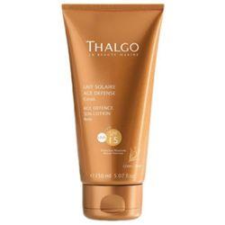 Thalgo AGE DEFENCE SUN LOTION SPF15 Przeciwzmarszczkowe mleczko do opalania SPF 15 (VT15034)