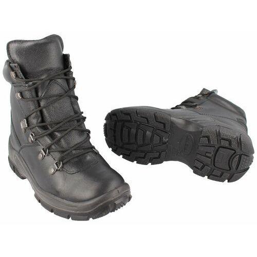 Trekking, Buty Protektor Commando Black (113-030)
