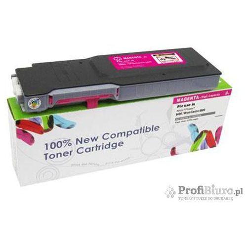 Tonery i bębny, Toner CW-X6600MN Magenta do drukarek Xerox (Zamiennik Xerox 106R02234) [6k]