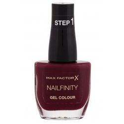 Max Factor Nailfinity lakier do paznokci 12 ml dla kobiet 330 Max´s Muse