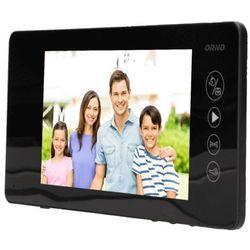"""Zestaw wideodomofonowy ARCUS RFID 7"""", czarny"""