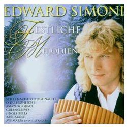 Festliche Melodien (CD) - Edward Simoni OD 24,99zł DARMOWA DOSTAWA KIOSK RUCHU