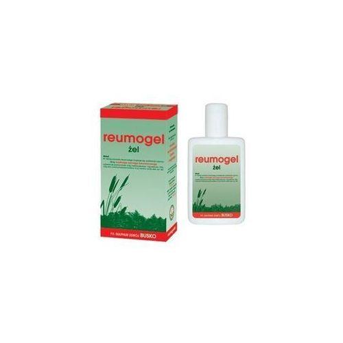 Żele i maści przeciwbólowe, Reumogel żel - 130 g (but.)