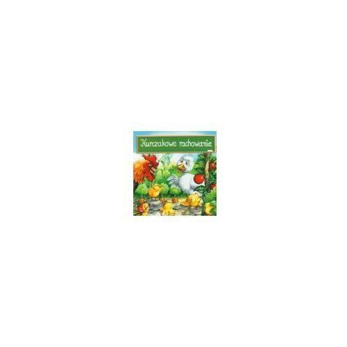 Książki dla dzieci, Kurczakowe rachowanie JAFI (opr. twarda)