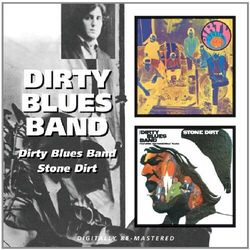 Dirty Blues Band - Dirty Blues Band/Stone..