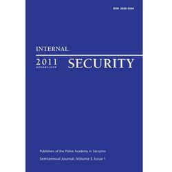 Internal Security, January-June 2011. Darmowy odbiór w niemal 100 księgarniach!