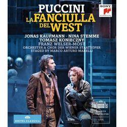 Puccini: La Fanciulla del West (Blu-ray) - Jonas Kaufmann