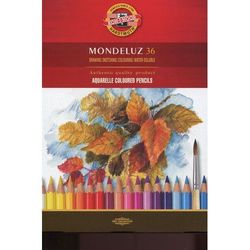 Kredki Mondeluz 36 kolorów - Koh-I-Noor DARMOWA DOSTAWA KIOSK RUCHU