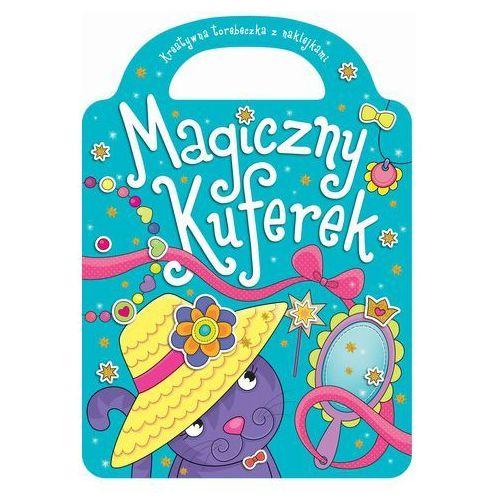 Pozostałe książki, Magiczny kuferek- bezpłatny odbiór zamówień w Krakowie (płatność gotówką lub kartą).
