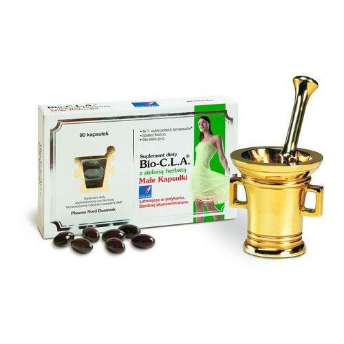 Tabletki na odchudzanie, Bio Cla + Zielona Herbata kapsulki x 90
