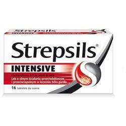 STREPSILS Intensiv x 16 tabl. do ssania
