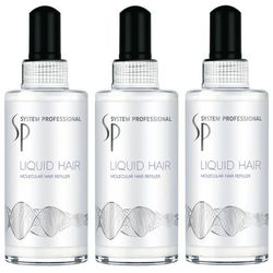 Wella SP Liquid Hair Molecular Hair Refiller 3x100ml