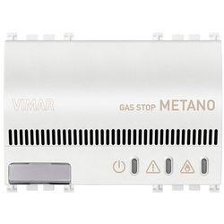 Czujnik gazu Metanu 230V, biały