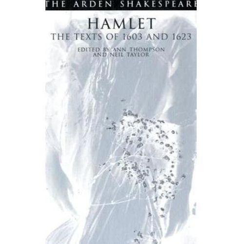Książki do nauki języka, Hamlet The Texts Of 1603 and 1623 (opr. miękka)