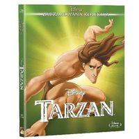 Pakiety filmowe, Tarzan (Blu-Ray) - Chris Buck, Kevin Lima DARMOWA DOSTAWA KIOSK RUCHU