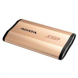 """Dysk zewnętrzny ADATA 1.8"""" SE730H ASE730H-512GU31-CGD 512 GB USB-C"""