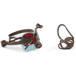 Zestaw figurek Horse Club Siodło i uzda Hannah & Cayenne