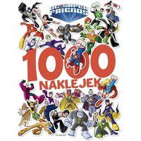 Książki dla dzieci, Super Przyjaciele DC. 1000 naklejek (opr. miękka)