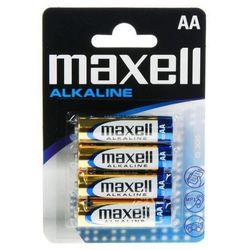 4 x bateria alkaliczna Maxell Alkaline LR6/AA