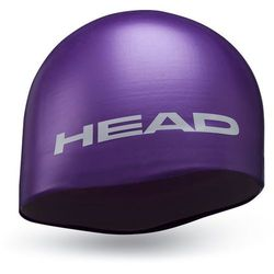 Head Silicone Moulded Czapka, violet 2019 Czepki pływackie Przy złożeniu zamówienia do godziny 16 ( od Pon. do Pt., wszystkie metody płatności z wyjątkiem przelewu bankowego), wysyłka odbędzie się tego samego dnia.