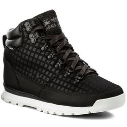 Trapery THE NORTH FACE - Back-To-Berkeley Redux Reflective T939HWKY4 Tnf Black/Tnf White