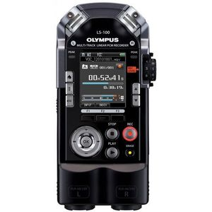 Dyktafony, Olympus LS-100