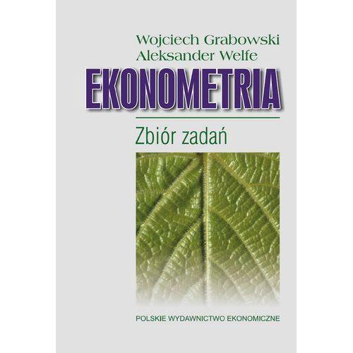 Biblioteka biznesu, Ekonometria Zbiór zadań (opr. miękka)