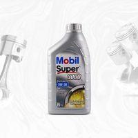 Oleje silnikowe, MOBIL SUPER 3000 X1 FE 5W30 Formula FE, SL, A5/B5, FORD WSS-M2C-913-C/D - 1L