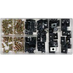 Wkręty i podkładki do karoserii 170 szt mix rozmiarów YT-06780 - ZYSKAJ RABAT 30 ZŁ