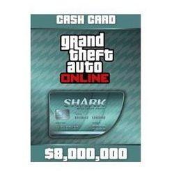 Grand Theft Auto Online: Megalodon Shark Cash Card - Windows - Akcja
