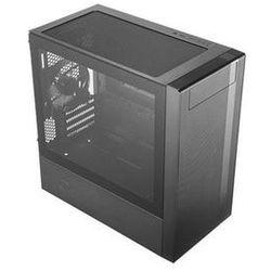 Cooler Master MasterBox NR400 - Obudowa komputerowa - Miditower - Czarny