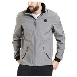 kurtka BENCH - Softshelll Jacket Dark Grey (GY149) rozmiar: M