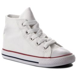 Trampki CONVERSE - Inf C/T All Star Hi 7J253C Optical White