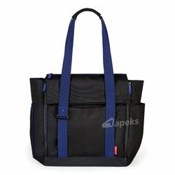 Skip Hop Fit All-Access torba do wózka dla mamy - Black/Cobalt