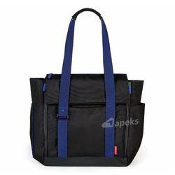 Skip Hop Fit All-Access torba do wózka dla mamy - Black/Cobalt