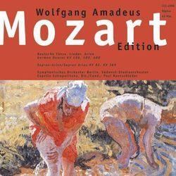 W.A. Mozart - Deutsche Tanze, Lieder, A
