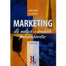 Marketing dla małych i średnich przedsiębiorstw (opr. broszurowa)