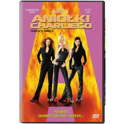Aniołki Charliego (DVD) - Mcg DARMOWA DOSTAWA KIOSK RUCHU