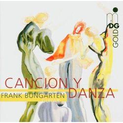M. Castelnuovo-Tedesco - Cancion Y Danza
