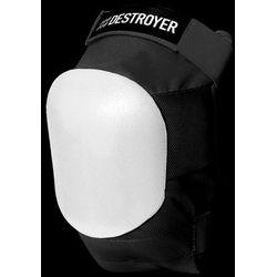 ochraniacz kolan DESTROYER - Am Knee Black/White (BWT)