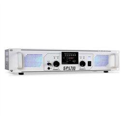 Skytec SPL-700 Wzmacniacz USB-SD-MP3 2000W biały