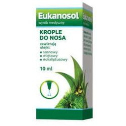 Eukanosol krople do nosa 10ml