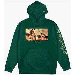 bluza DGK - Cherubs Hooded Fleece Alpine Green (ALPINE GREEN) rozmiar: L