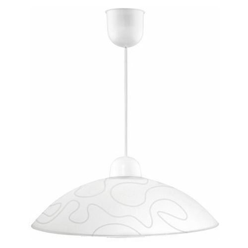Lampy sufitowe, Żyrandol Malibu E27 60 W