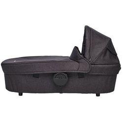 Gondola do wózka – wersja dla bliźniąt Harvey Easywalker - Coal Black EHA10111